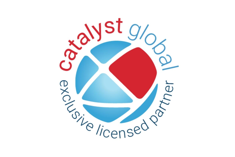 Logo: Catalyst Global, exclusive licensed partner
