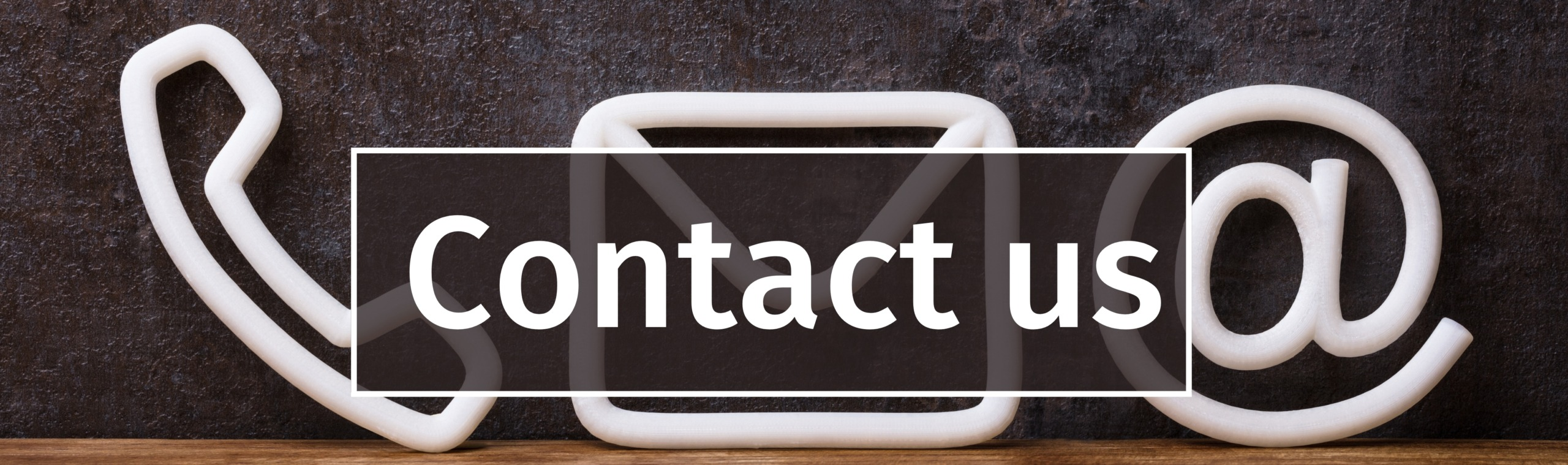 Page title: Contact us