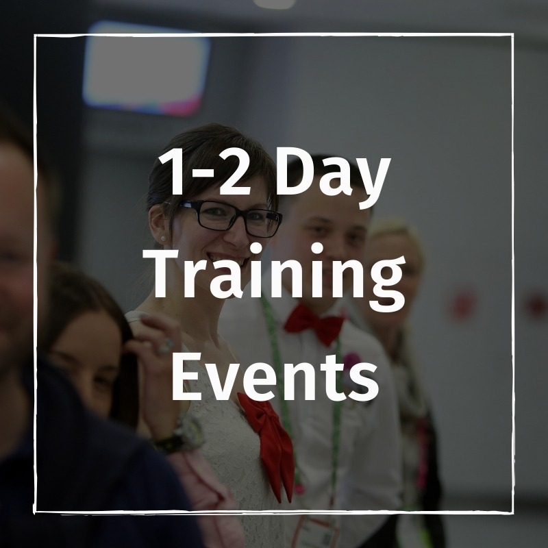 1-2 day training events