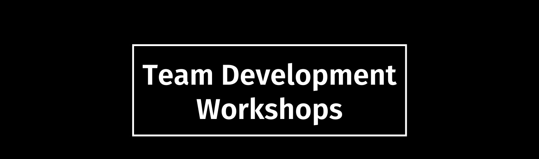 Team development workshops